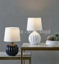 Lampa stołowa Melanie biała (106884) Markslojd