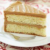 Easy Caramel Cake Recipe at Cooking.com