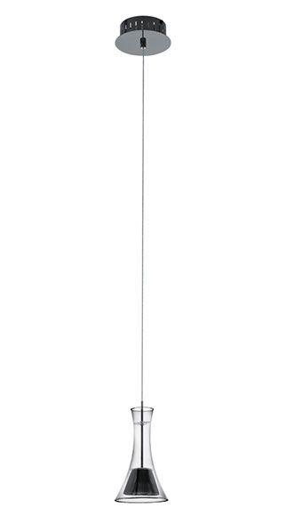 Lámpara de techo, de estilo actual en color blanco y tecnología de casquillo, compatible con bombillas LED y de bajo consumo. El número de puntos de luz del sistema de...