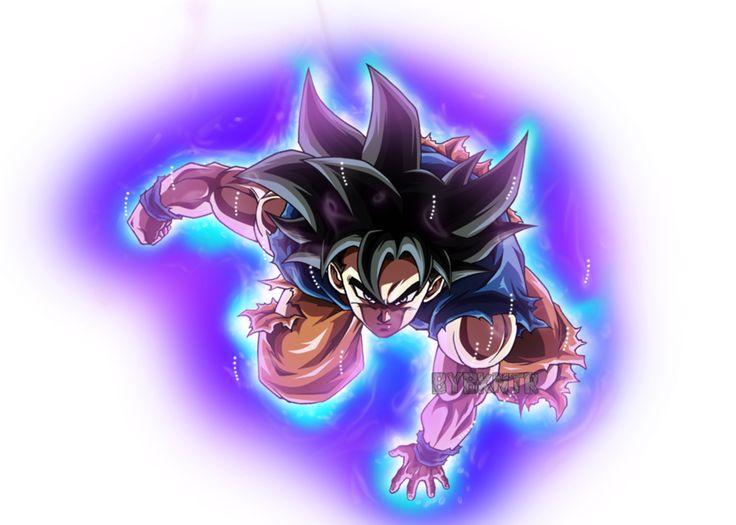 Goku doctrina egoísta <3
