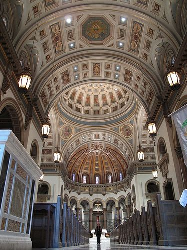 Sacred Heart Cathedral in Richmond, Va...or any other wonderfully beautiful catholic cathedrals