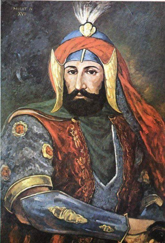 IV. Murad