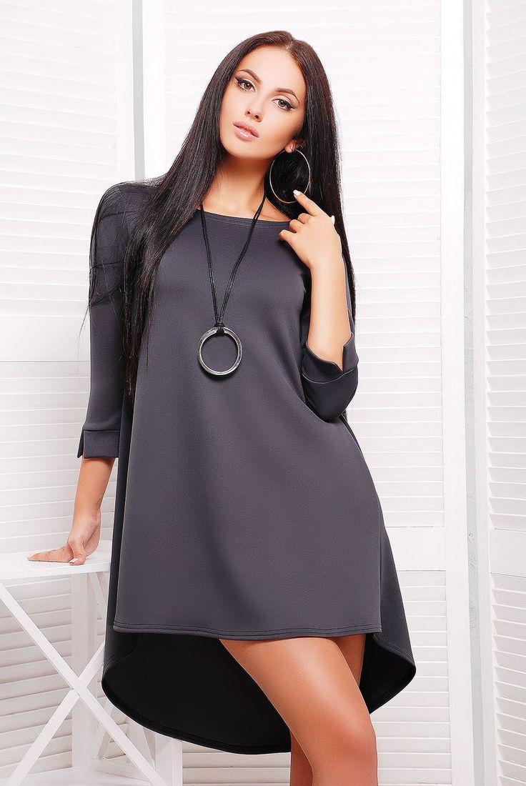 """Платье """"Шлейф"""" PL-1229B - Niko-opt - модная женская одежда от производителя"""