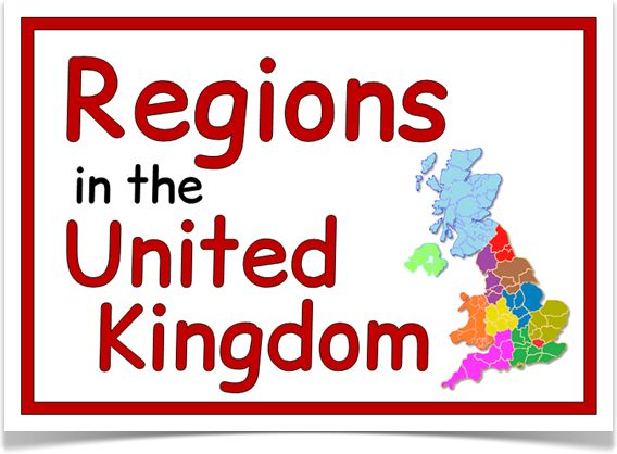 Regions in the United Kingdom - Treetop Displays - A set of 15 A4 posters that explain the geographical regions of the United Kingdom/UK. Posters reveal a map of the region, the counties it consist of, its area, population and a second map for where it is located within the UK. Also includes explanatory pages. Designed by teachers for Early Years (EYFS), Key Stage 1 (KS1) and Key Stage 2 (KS2).