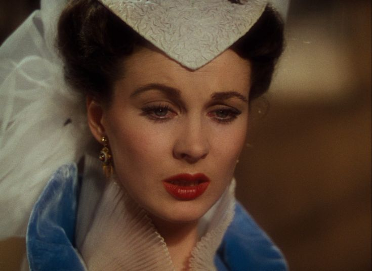 Vivian Leigh in Gone With the Wind.