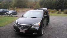 Honda : Odyssey Touring Mini Passenger Van 4-Door 2007 odyssey touring