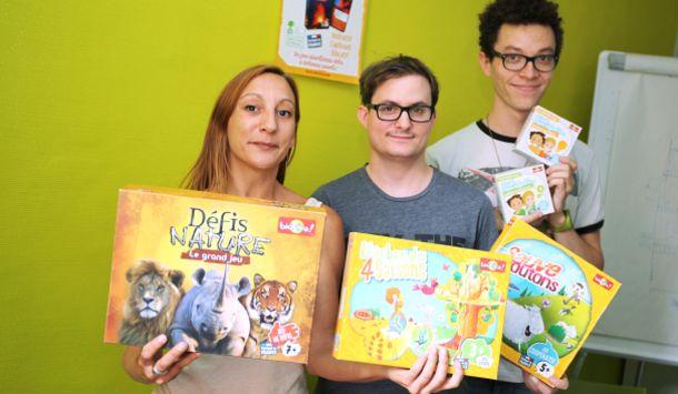 Pitchouns : ils créent des jeux écolos, éducatifs et sans écran | La Gazette de Montpellier.fr