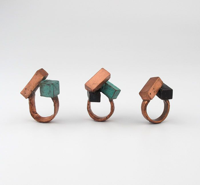 Tipping point ring, http://www.michelemockiuti.com/
