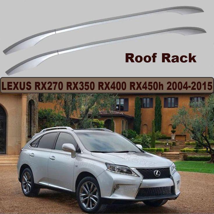 Авто Багажники Багажные полки для Lexus RX270 RX350 RX400 RX450h 2008-2015 высокое качество Фирменная Новинка Алюминиевый сплав автомобилей аксессуары