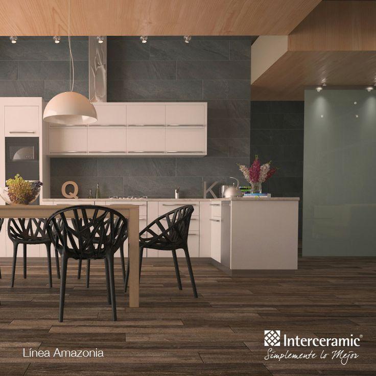 Utiliza productos interceramic y tu cocina lucir radiante detalles para casa pinterest - Catalogo de azulejos de cocina ...