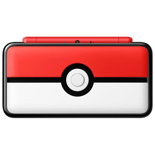 Nintendo 2DS XL - Poke Ball Edition | Best Buy Canada