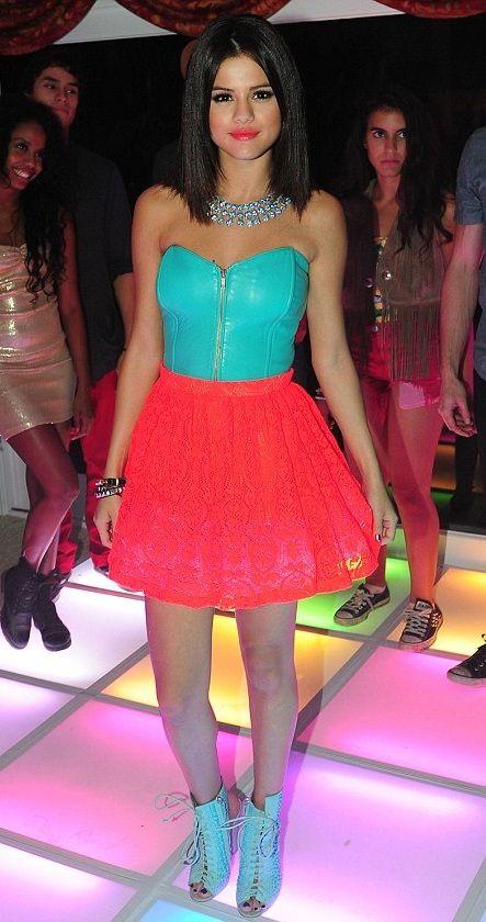 Selena Gomez Hit the Lights