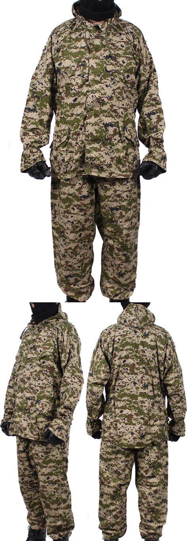 Russian FSB digital camo suit SUMRAK M1 uniform