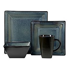 image of Oneida® 16-Piece Dinnerware Set in Adriatic