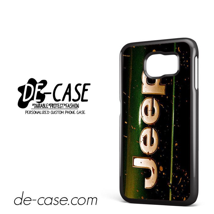 Jeep DEAL-5844 Samsung Phonecase Cover For Samsung Galaxy S6 / S6 Edge / S6 Edge Plus