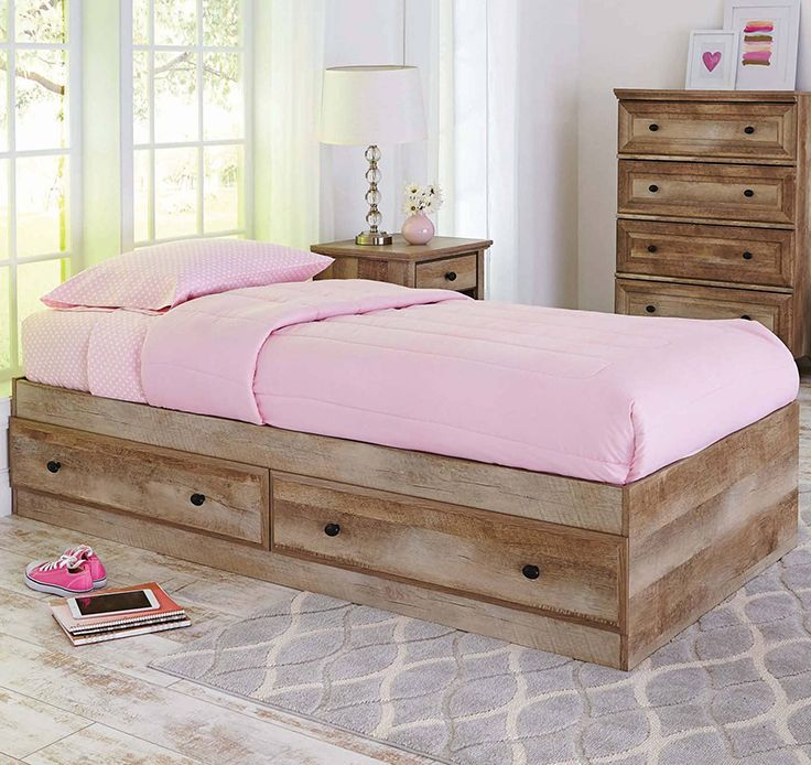 Better Homes And Gardens Crossmill Mates Bed Weathered This Is The Set I M