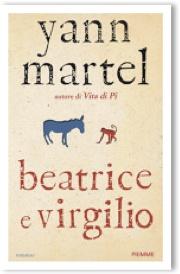 Beatrice e Virgilio, Yann Martel