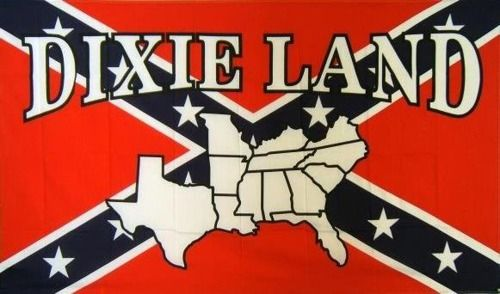 Dixie--- There ya go Oklahoma.. Take down your rebel flags, we are not part of dixie land. LOL Thank goodness