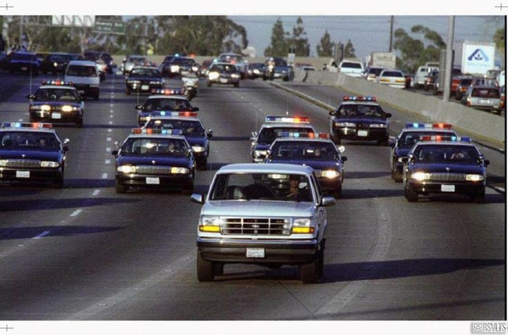 OJ Simpson'sBronco Chase (1994) - Most professional athletes are held toa very high social standard compared to the rest of the world. They are seen as role models and heroes. Which is why the OJ Simpson case rocked the world the way it did. After being accused ofdouble murder, the NFL star fled in his white Ford Bronco down an LA highway, leading to a full-on police chase involving over 20 police cars and police helicopters. This incident was also one of the first instances of live…