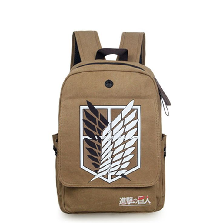 Cheap backpack diaper bag, Buy Quality backpack cheap directly from China backpack bag Suppliers:  Thank you for your patronage!           Attack on Titan Shingeki No Kyojin Scouting Legion Shoulder Bag Pack Anim