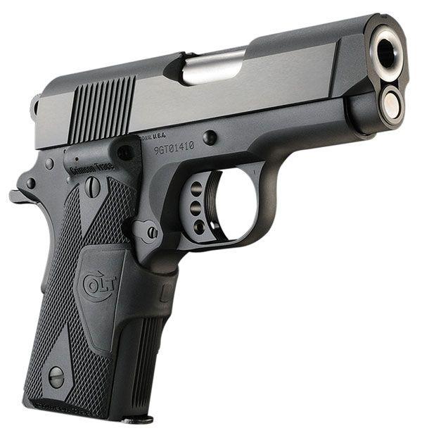 Colt 1911 New Agent Crimson Trace 45 ACP Pistol
