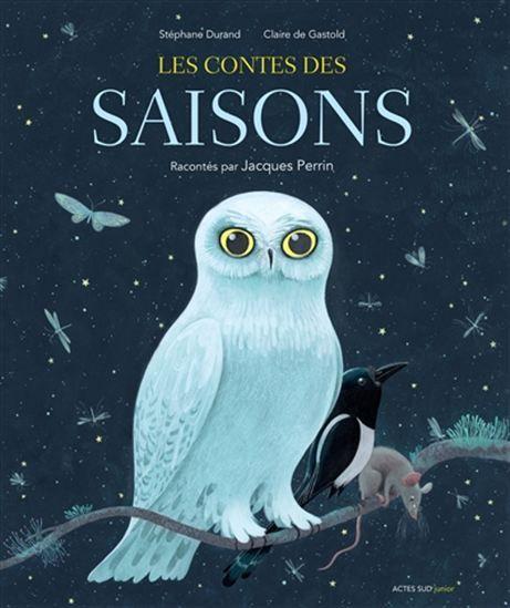Des contes animaliers inspirés du film Les saisons, racontés dans le CD par le réalisateur lui-même. Ces histoires évoquent l'histoire naturelle du continent européen durant 15.000 ans.