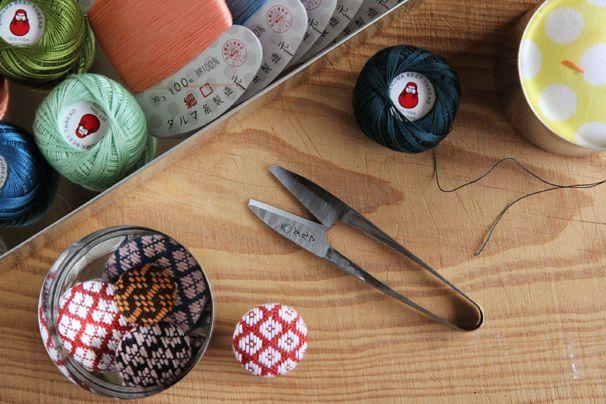 """長く大切に使うために揃えておきたい基本の裁縫道具と""""お直しのまめ知識"""""""