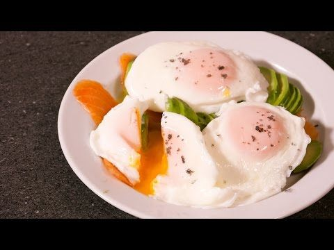 Poached Egg - The Easy Way - YouTube