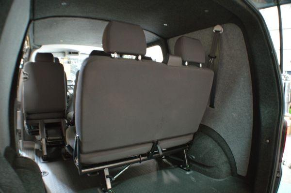 VW T5 Kombi Conversions | VW Seating by Customvanz