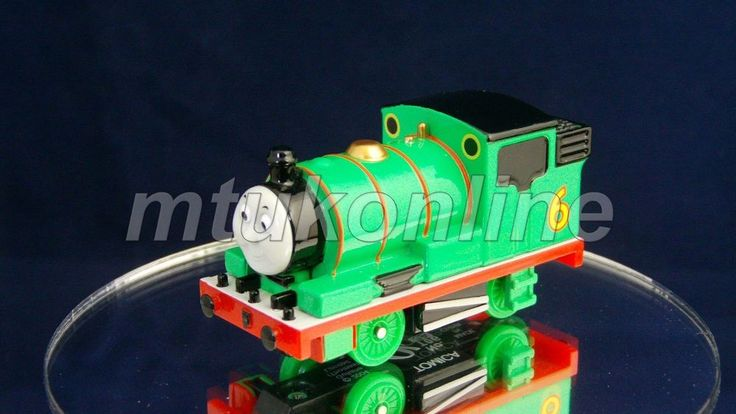 TOMICA PERCY | SMILE | THOMAS THE TANK ENGINE ALPHA SYSTEM | ST 2004 BOX