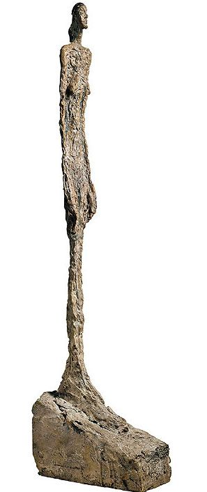 Alberto Giacometti - Woman of Venice