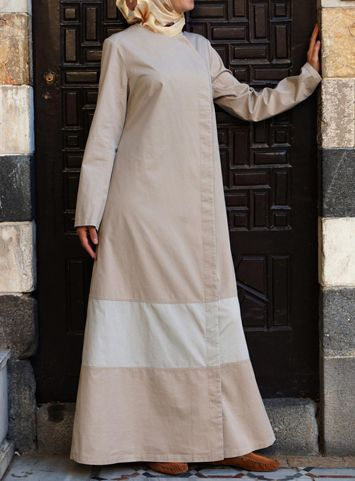 Lightweight Cotton #Jilbabs work great year round. Made for layering! From www.shukrclothing.com