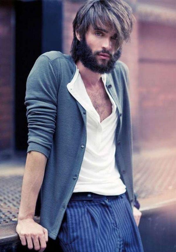 Phenomenal 1000 Ideas About Latest Beard Styles On Pinterest Beard Styles Short Hairstyles For Black Women Fulllsitofus