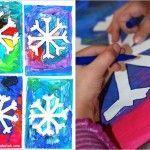 Winter+SNOWFLAKES
