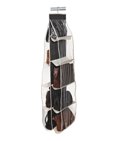 Black U0026 Cream 10 Pocket Handbag Organizer By Get Organized: Storage  Solutions On #