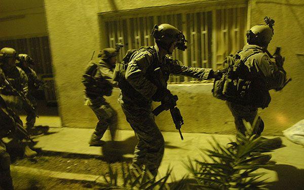 Rangers in Iraq