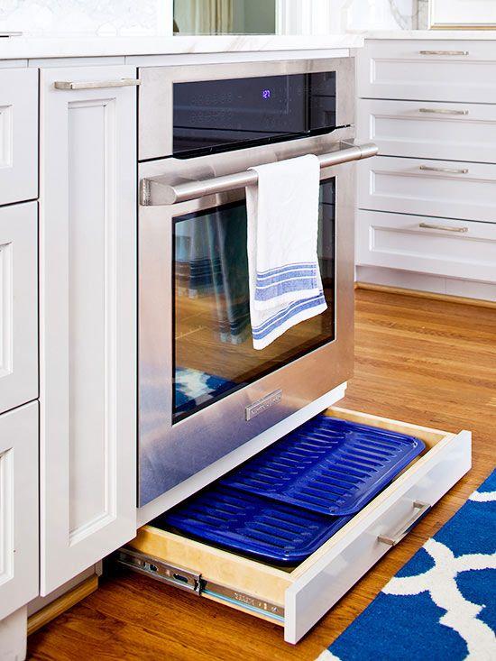 Best Base Cabinet Storage Ideas On Pinterest Kitchen