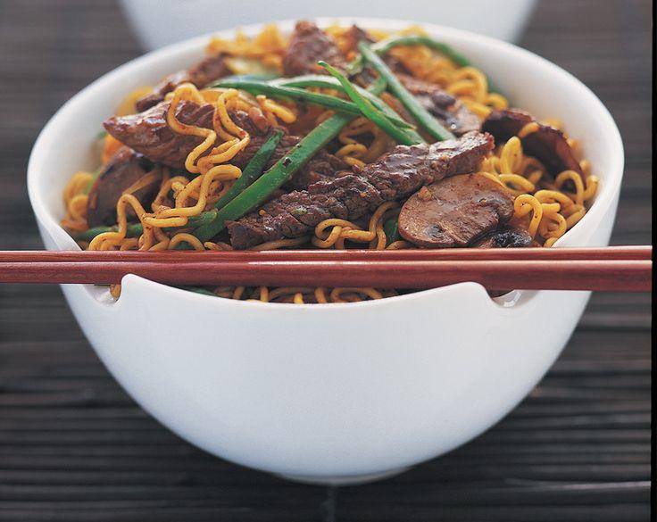 Beef Stirfry with Black Bean Sauce Recipe | beef   lamb new zealand inc