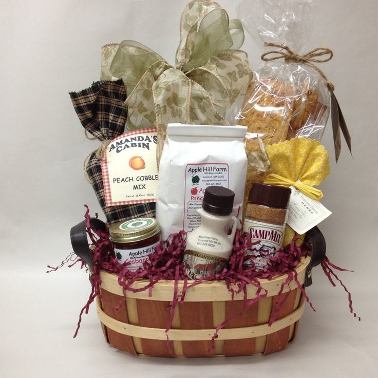 8 best NH and NE Gourmet Gift Baskets images on Pinterest ...