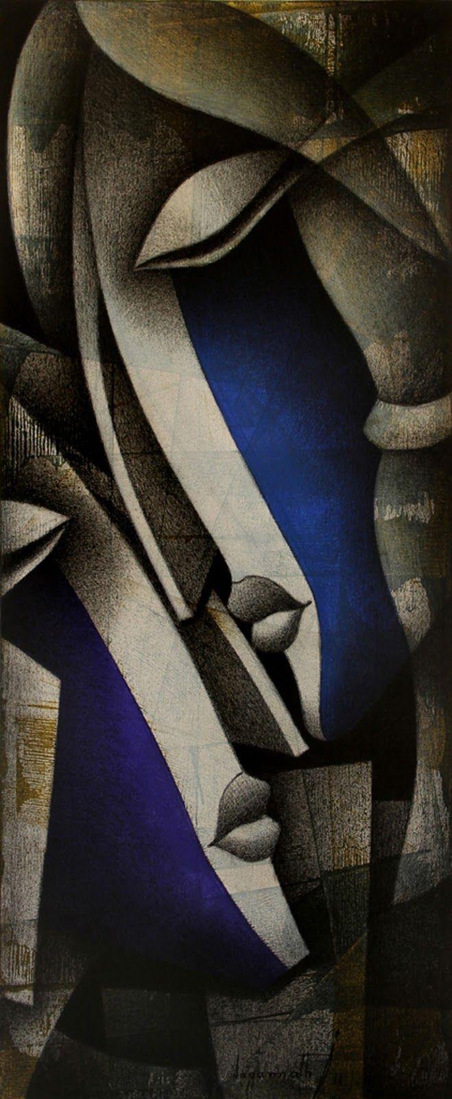 Jagannath Paul, 1976   Abstract Figurative painter   Tutt'Art@   Pittura * Scultura * Poesia * Musica  