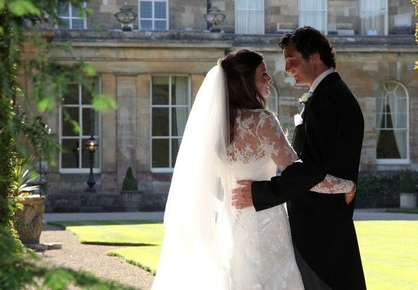 Rupert Finch marries Lady Natasha Rufus Isaacs