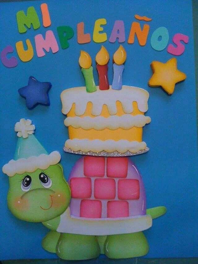 17 mejores ideas sobre Carteleras De Cumpleaños en Pinterest ...