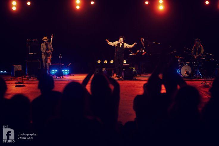The Tiger Lollies#concert#Theatro Dasous