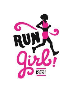 Image result for image of running black girl