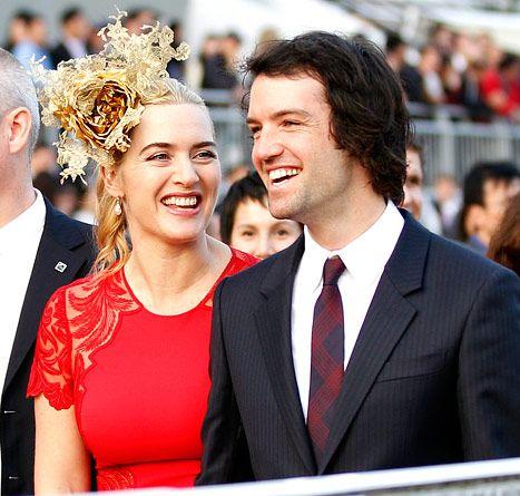 Kate Winslet married Ned Rocknroll in secret and Leonardo DiCaprio gave the bride away!