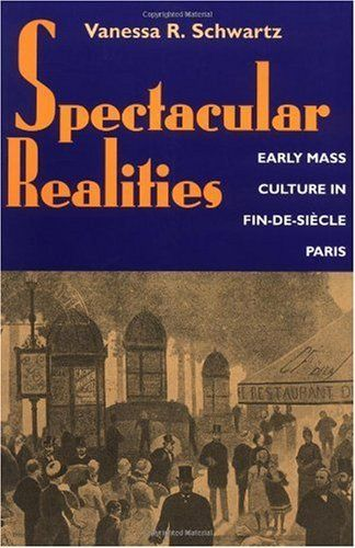 During the second half of the nineteenth century, Paris emerged as the entertainment capital of the world. The sparkling redesigned city fostered a culture of energetic crowd-pleasing and multi-sensory amusements that would apprehend and represent real life as spectacle.