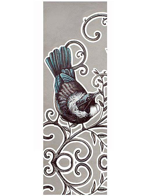 Discover Me : Angie Dennis : Ornamental Tui Artblock