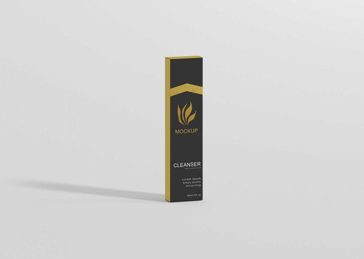 Paper Made Pencil Box Packaging Psd Mockup For Free Packaging Mockup Pencil Boxes Free Mockup