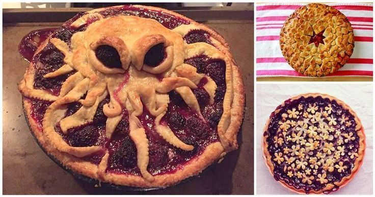 16 Of The Most Creative Pies Ever