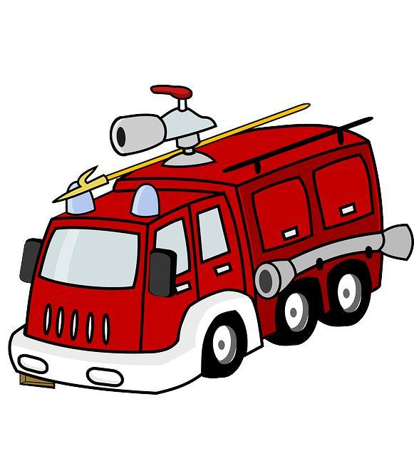 Бесплатное изображение на Pixabay - Службы, Красный, Чрезвычайной